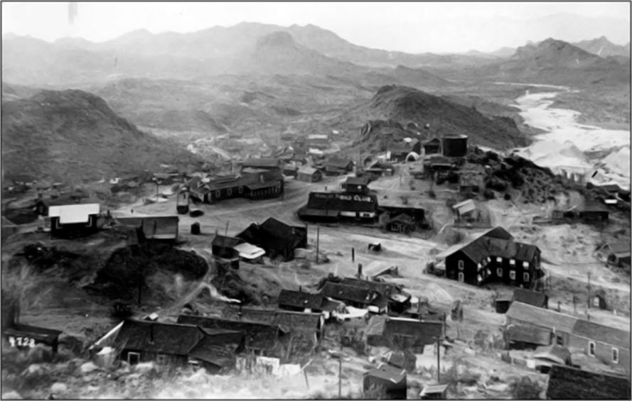 Goldroad and the Oatman Mining District